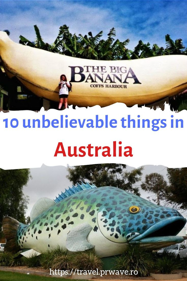 10 unbelievable things in Australia. These are interesting attractions in Australia you can't afford to miss. #australia #travel