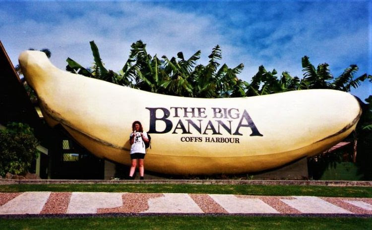 Big Banana, Coffs Harbour, New South Wales, Australia