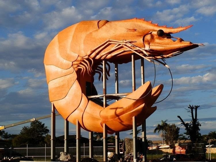 Big Prawn, Ballina, New South Wales, Australia