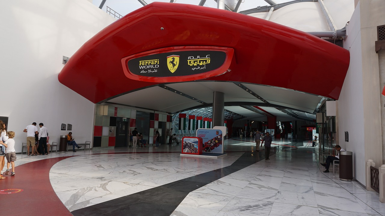 Ferrari World Abu Dhabi