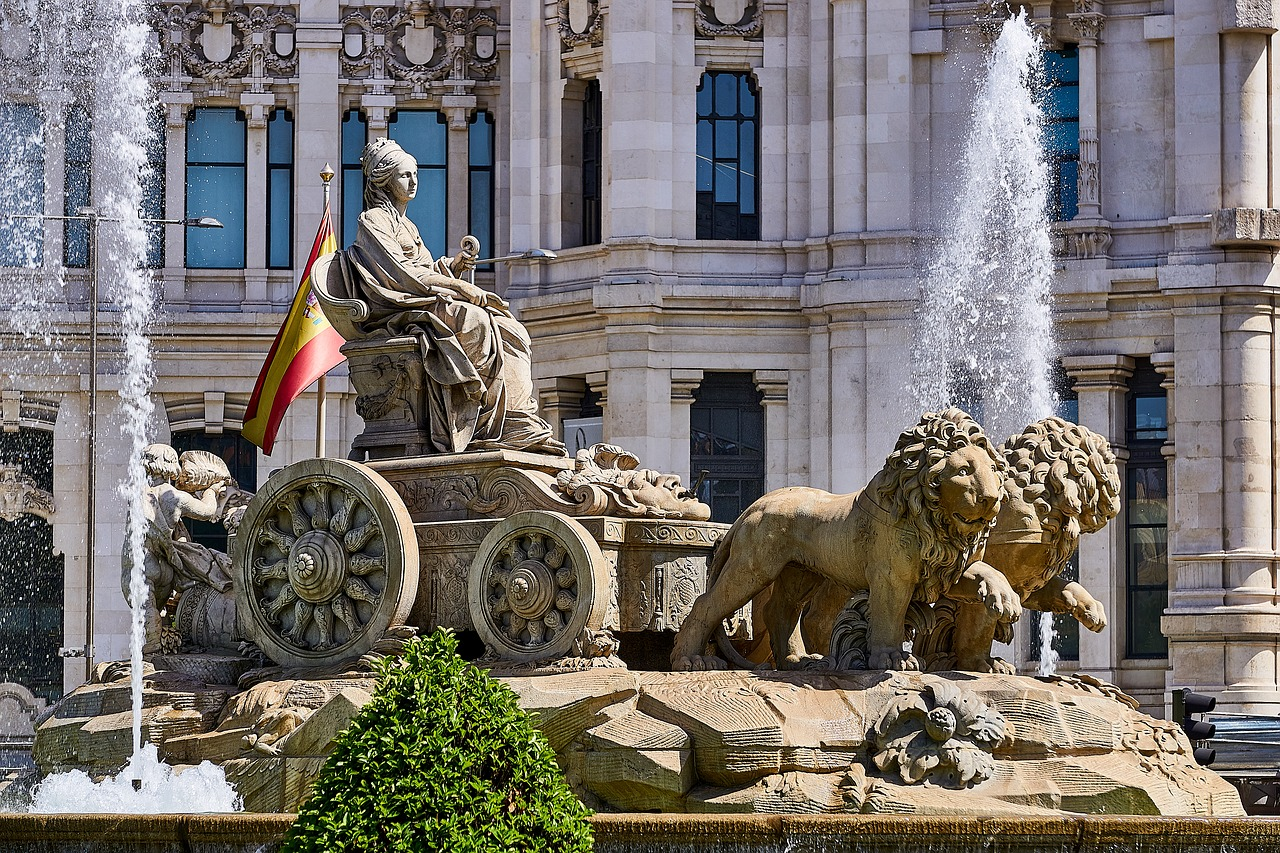 Madrid, Spain is one of the top Valentine's Day destinations in Europe. Here are more European romantic getaways ideas