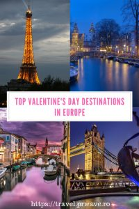 Valentine's Day Destinations in Europe, places to go for Valentine's Day, best places to go on Valentine's Day, romantic city breaks, #romantic getaways for #couples in Europe, romantic #destinations in #Europe, #ValentinesDay destinations, Valentine's Day weekend