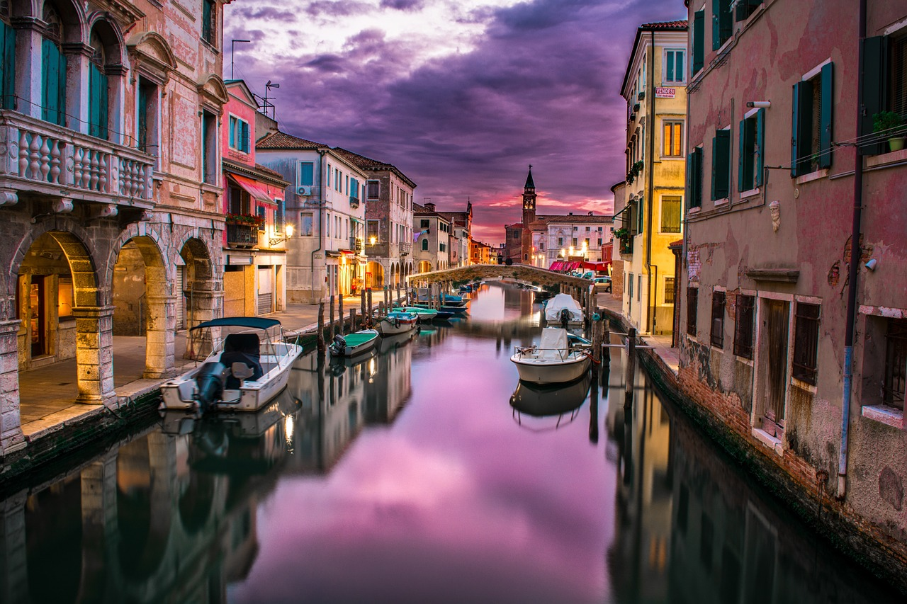 Venice is one of the best romantic breaks in Europe. Here are more Valentine's Day getaways in Europe