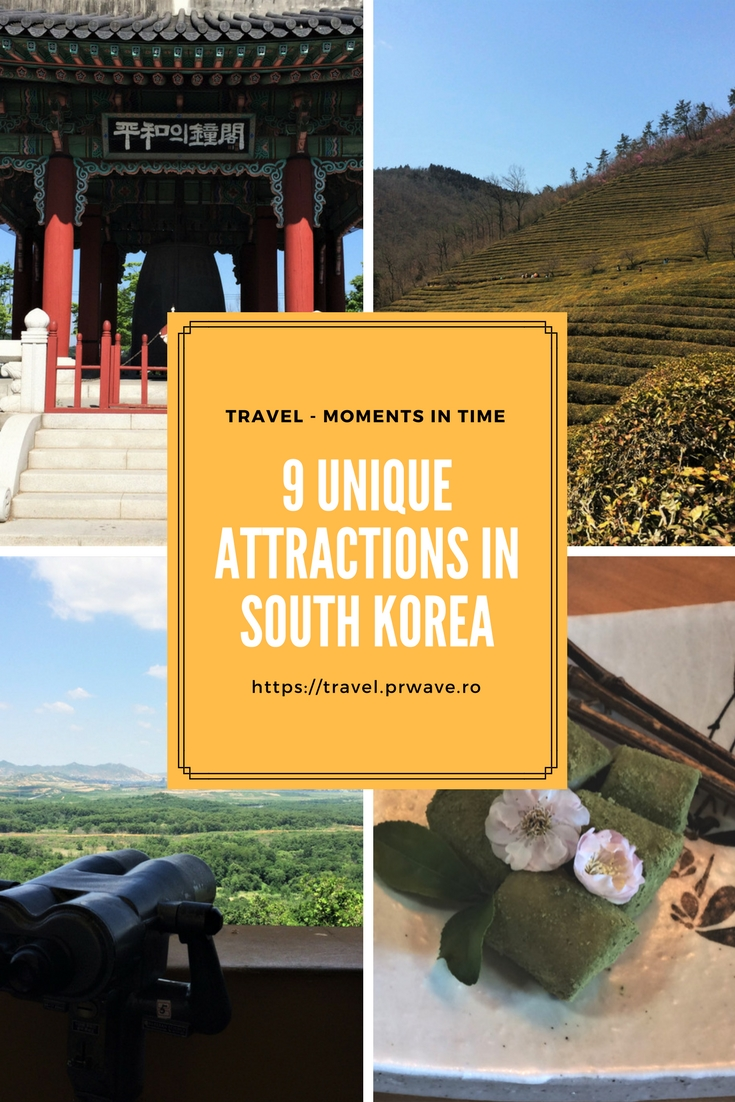 9 Unique Attractions in South Korea. Discover the fun things to see in South Korea. Your quirky attractions in South Korea, Asia bucket list