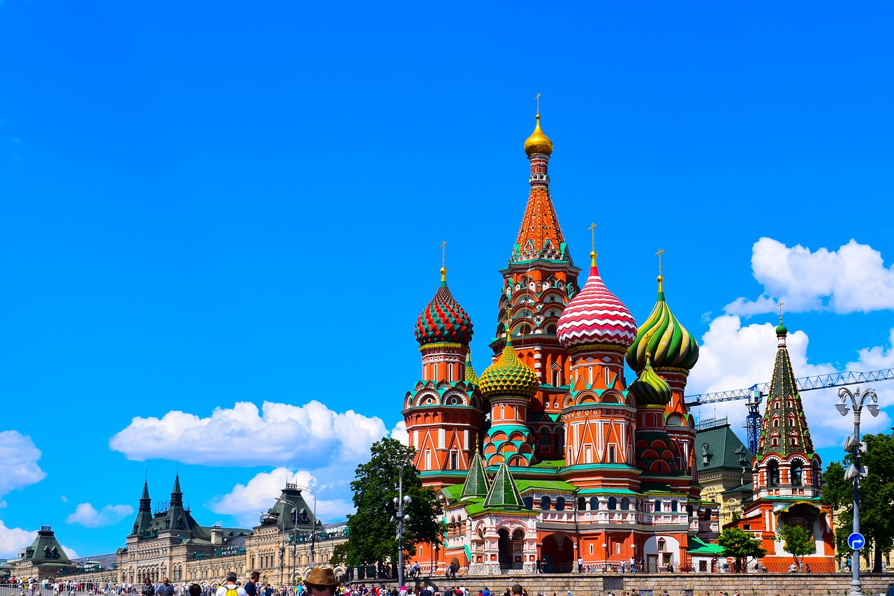 Moscow - 6 Awesome Holiday Destinations to Add to Your Bucket List