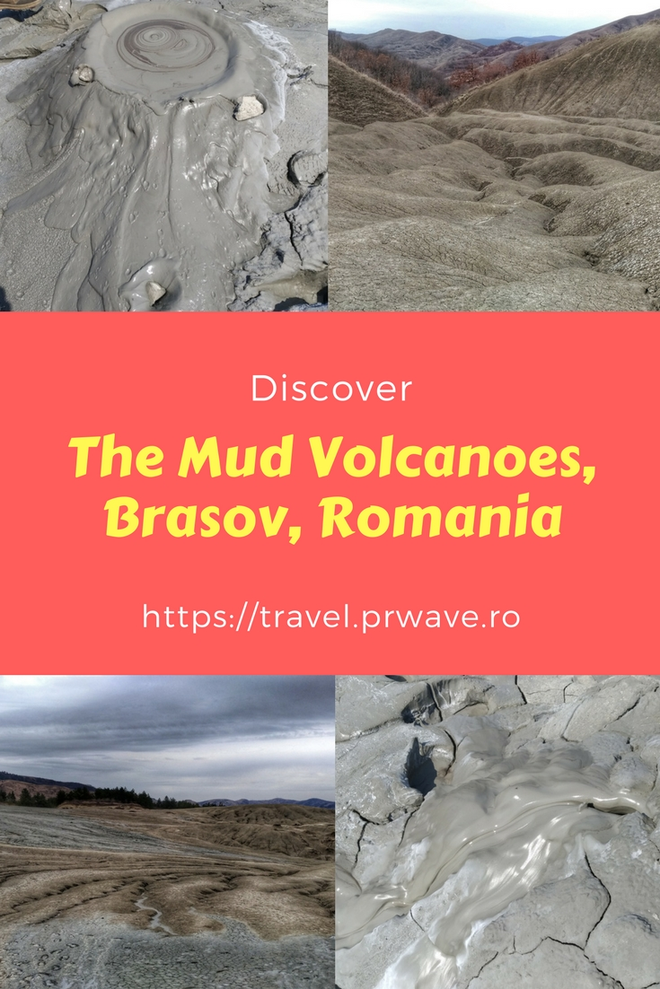Discovering the Mud Volcanoes, Buzau, Romania, a geological and botanical reservation