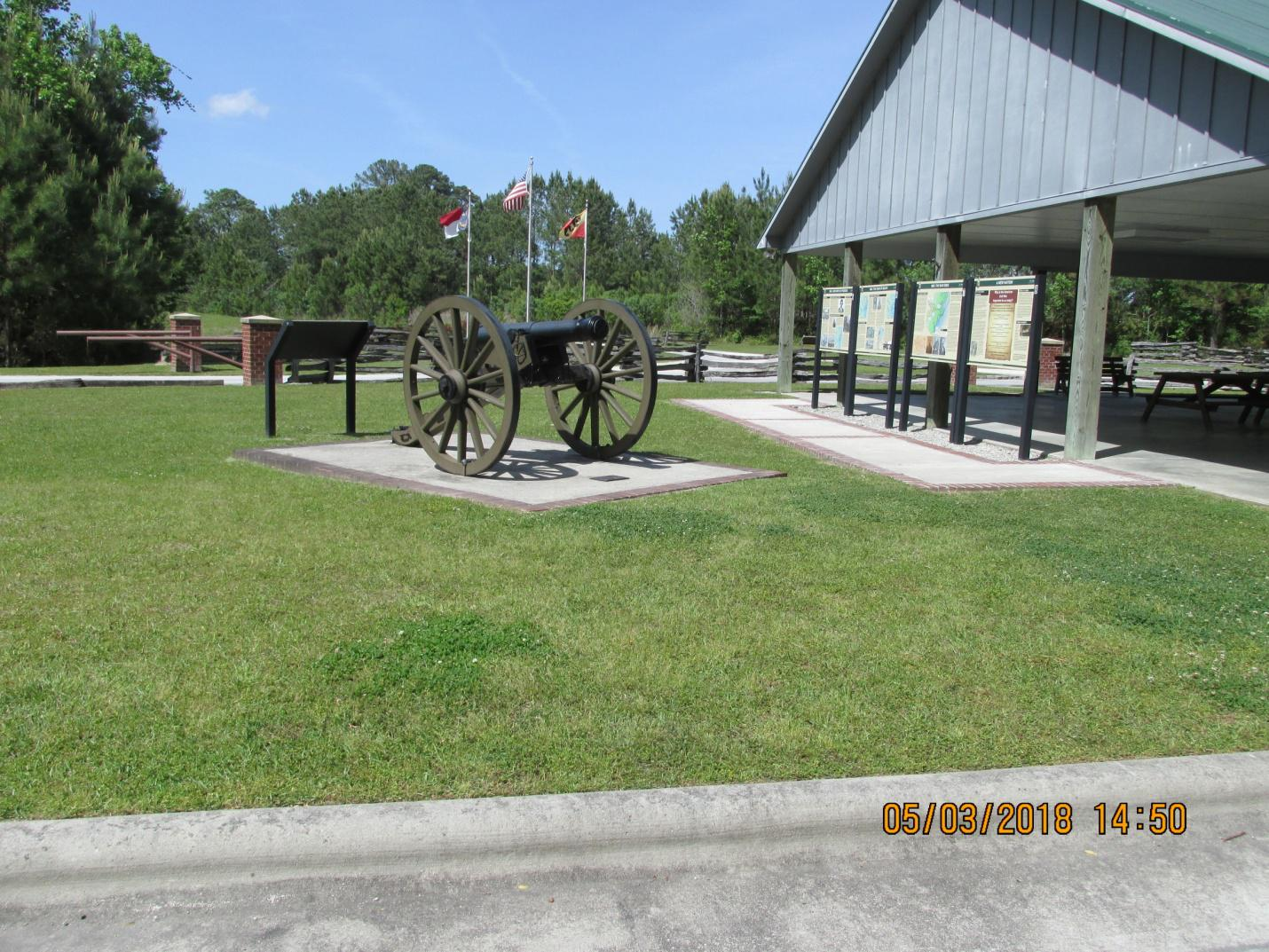 Civil War Battlefield Park