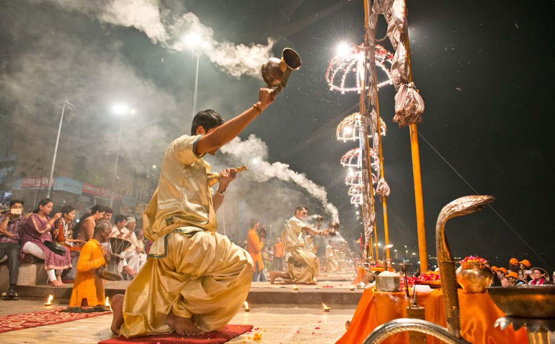 Ganga Aarti - Varanasi