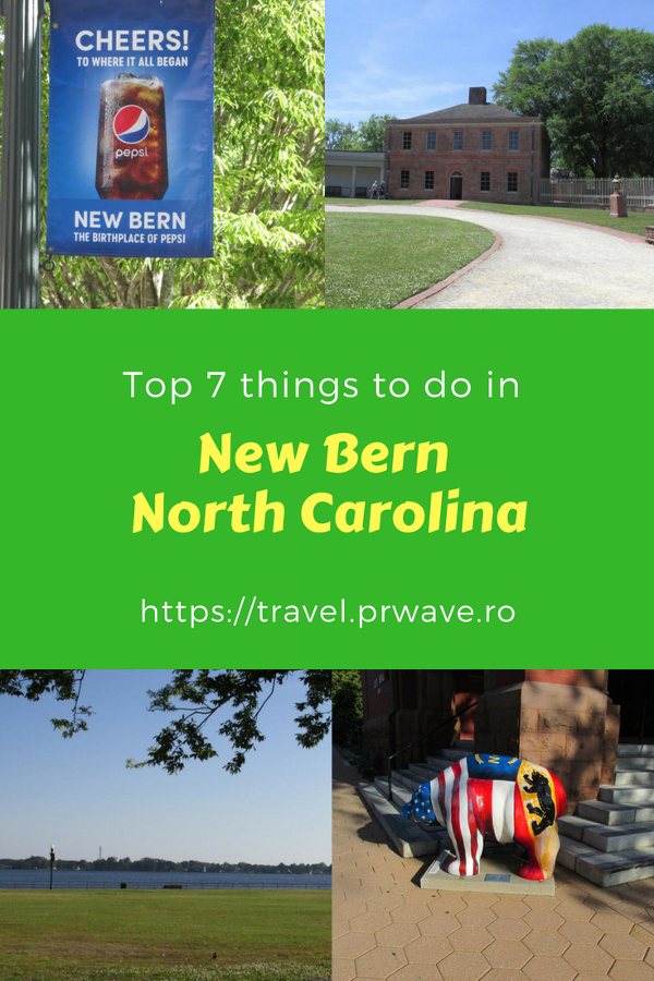 The Top 7 Things to Do in New Bern North Carolina - #USA #travel #attractions #Carolina