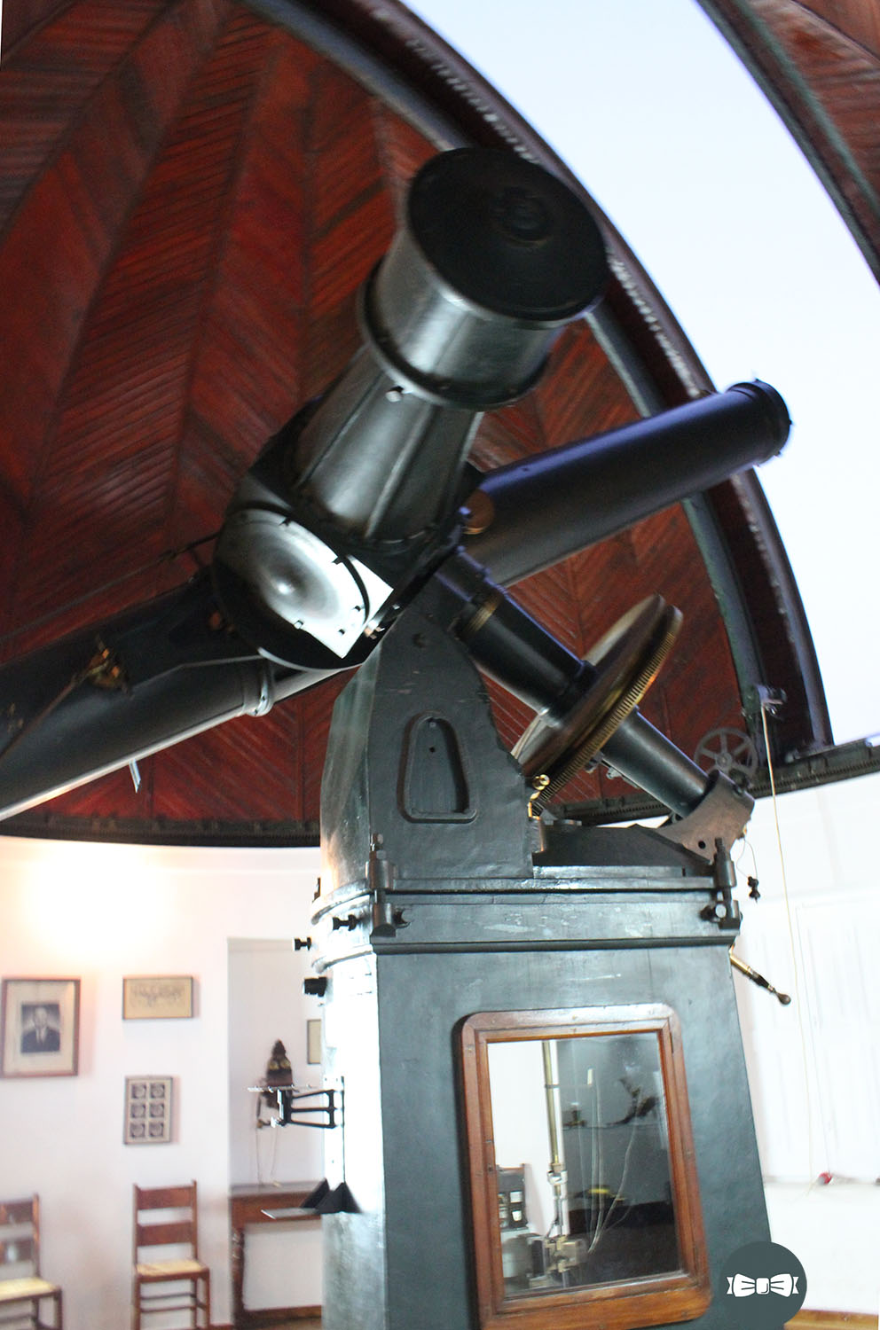 Telescope at The National Observatory of Athens