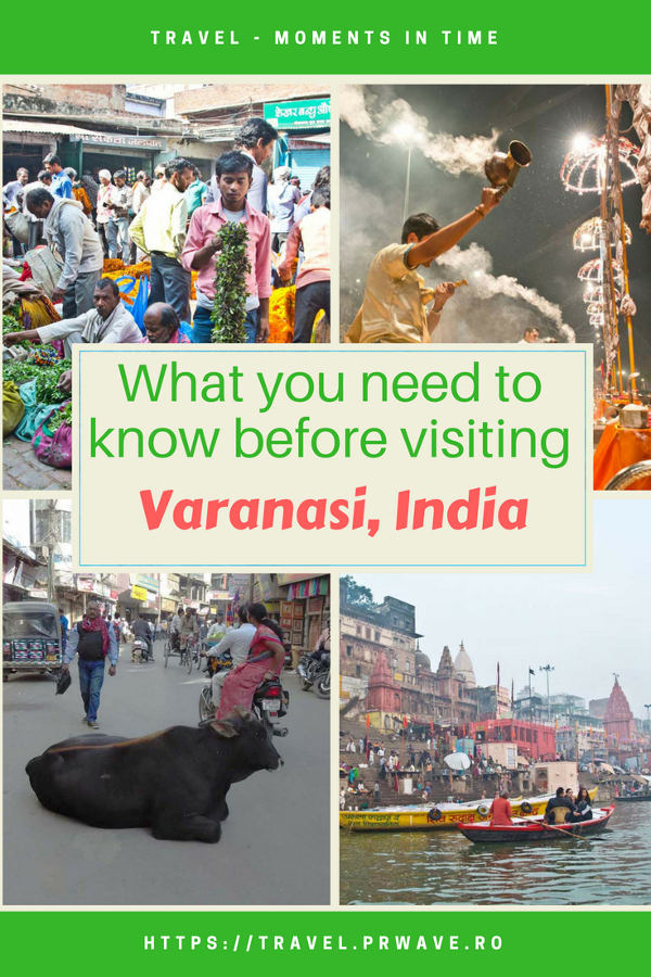 Things to know before you visit Varanasi, India - Useful #travel #tips from someone who lives in India. Read this article to discover all you need to know before visiting #Varanasi - #traveltips #India