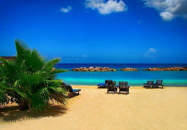 beach pixabay