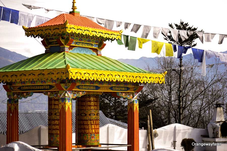 Buddhist Gompha at Tawang. Read this article to find out what you need to know about traveling to india: Indian Culture, Indian beaches, Indian tourist attractions, Indian food, and more, all shared by a local. #india #indiatips #asia #asiatravel