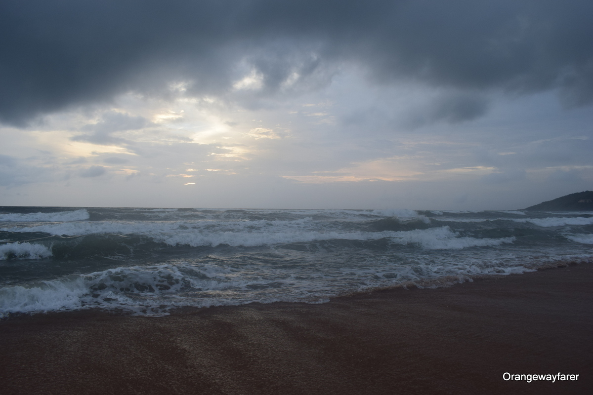 Goa during Monsoon, India. Read this article to find out what you need to know about traveling to india: Indian Culture, Indian beaches, Indian tourist attractions, Indian food, and more, all shared by a local. #india #indiatips #asia #asiatravel