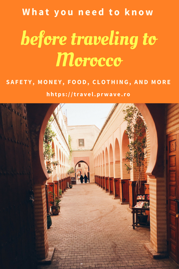 What you need to know before you go to Morocco - use this article with travel recommendations for visiting Morocco to plan your trip to Morocco. Discover safety tips for Morocco, money tips for Morocco, what to expect when visiting Morocco and more.  #Morocco #moroccotravel #traveltips #Africa