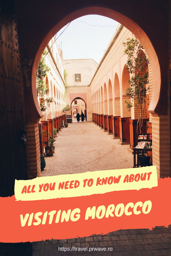 All you need to know before visiting Morocco #Morocco #moroccotravel #traveltips #Africa