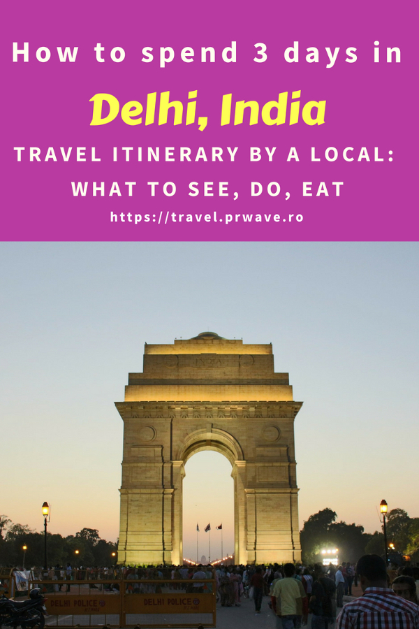 Planning a trip to Delhi? Here's a local's ultimate 3-day itinerary for Delhi India. Read this travel guide for Delhi use it to plan your trip to Delhi as it includes food in Delhi, what to see in Delhi India, what to do at night in Delhi, and best attractions in Delhi. Save this pin for later to your boards #delhi #india #delhiitinerary #delhitravel #itinerarydelhi #delhiattractions #delhithingstosee #delhitrip #asia #indiatravel
