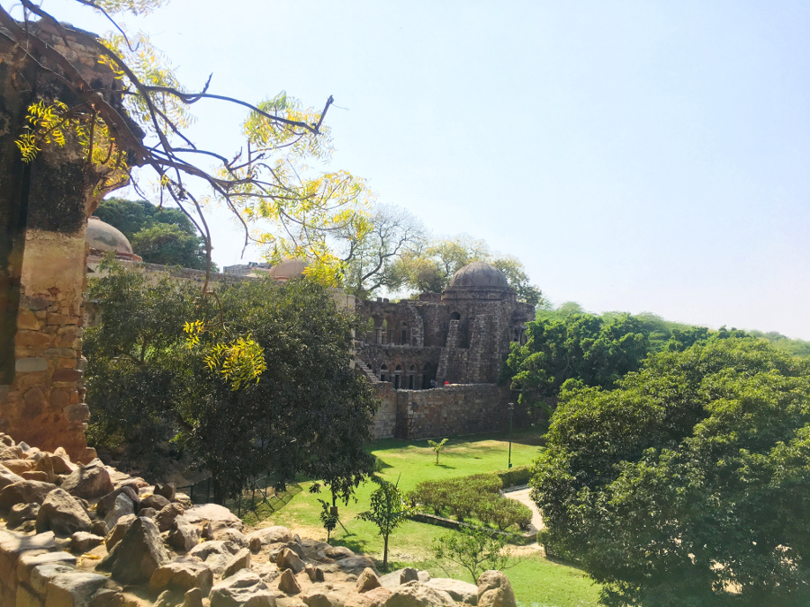 Hauz Khas Fort, Delhi - one of the best things to see in Delhi, India. Use this 3-day in Delhi, India travel itinerary by a local when planning your trip to Delhi. #Delhi #NewDelhi #olddelhi #India #Asia #Delhitravel #delhiguide #delhiitinerary