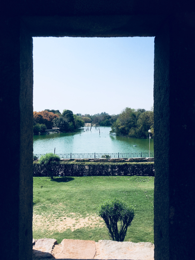 This is Hauz Khas Lake, Delhi, India. Read this insider's guide on how to spend 3 days in Delhi, India and discover what to see in Delhi, what to do in Delhi, what to eat in Delhi, and where to stay in Delhi. #Delhi #NewDelhi #olddelhi #India #Asia #Delhitravel #delhiguide #delhiitinerary