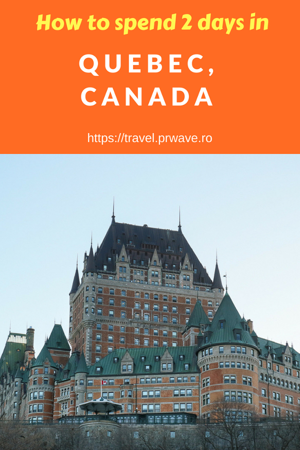 Heading to Quebec City, Canada? Read this 2-day itinerary for Quebec City, Canada from an insider. Learn how to spend 2 days in Quebec City, Canada, what to see in Quebec City, where to eat in Quebec City and where to get the best views of Quebec City. #quebec #quebecitinerary #quebectravel #quebectips #quebecguide #quebeccityitinerary