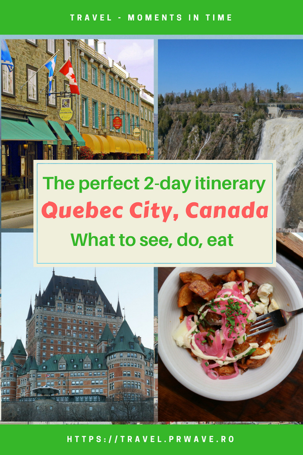 Planning a trip to Quebec City, Canada? Discover the top attractions in Quebec City, Canada from an insider and how to spend 2 days in Quebec City Canada, including what to eat in Quebec and what to do in Quebec in 2 days. #quebec #quebecitinerary #quebectravel #quebectips #quebecguide #quebeccityitinerary