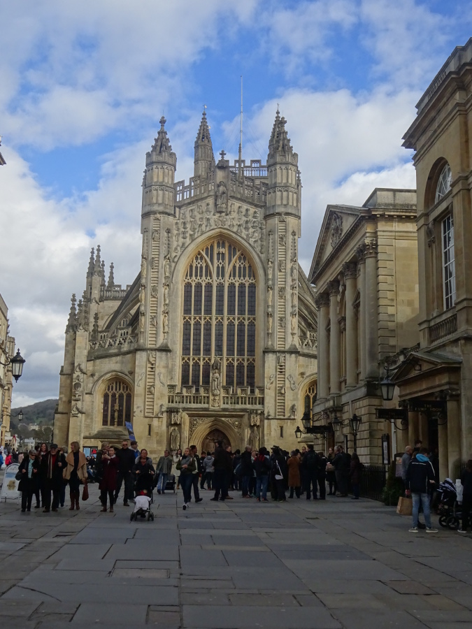 The City of Bath, England, one of the popular world heritage sites. Read this article to discover more UNESCO World Heritage Sites in Europe recommended by travel bloggers. #UNESCO #unescosites #unescositeseurope #europeunesco