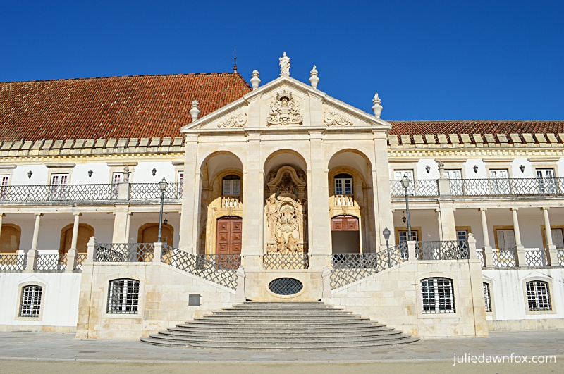 Coimbra University, Portugal, one of the must-see UNESCO World Heritage Sites in Europe. Discover the best UNESCO sites in Europe recommended by travel bloggers from this article. #UNESCO #unescosites #unescositeseurope #europeunesco