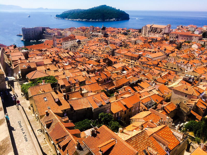 Dubrovnik, Croatia - a not-to-miss UNESCO World Heritage Site in Germany. Read this article and discover more UNESCO World Heritage Sites in Europe recommended by travel bloggers. #UNESCO #unescosites #unescositeseurope #europeunesco #croatiaunesco #croatia