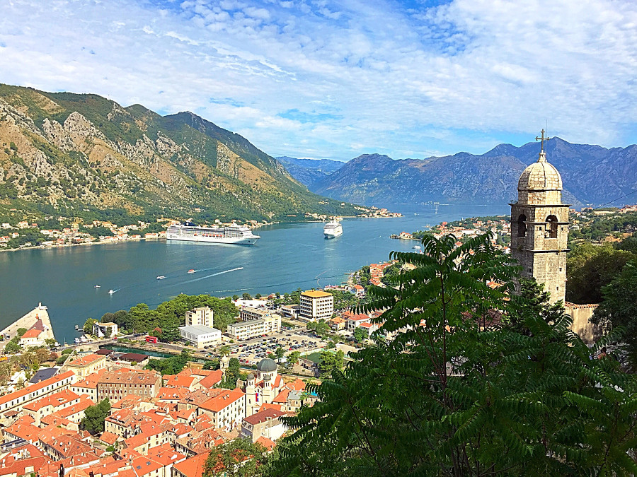 Kotor, Montenegro is part of the UNESCO World Heritage Sites in Europe. Discover more amazing heritage sites in Europe from this article. #UNESCO #unescosites #unescositeseurope #europeunesco #montenegrounesco #montenegro