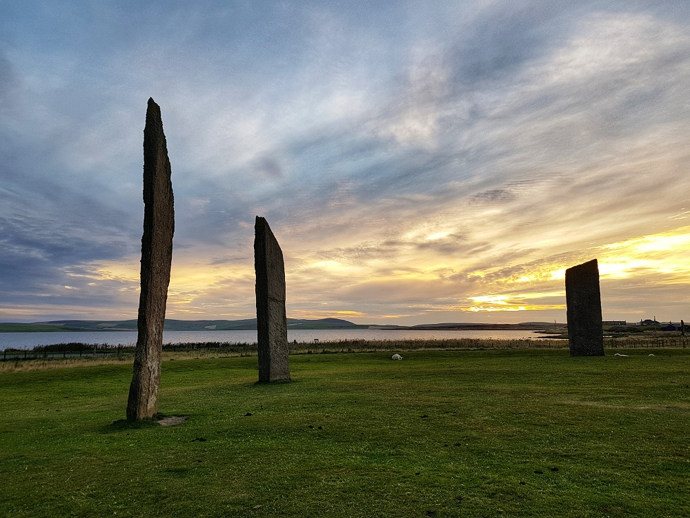 Neolithic Orkney, Scotland - part of the UNESCO World Heritage Sites in Europe. Discover more amazing heritage sites in Europe from this article. #UNESCO #unescosites #unescositeseurope #europeunesco #scotlandunesco #scotland