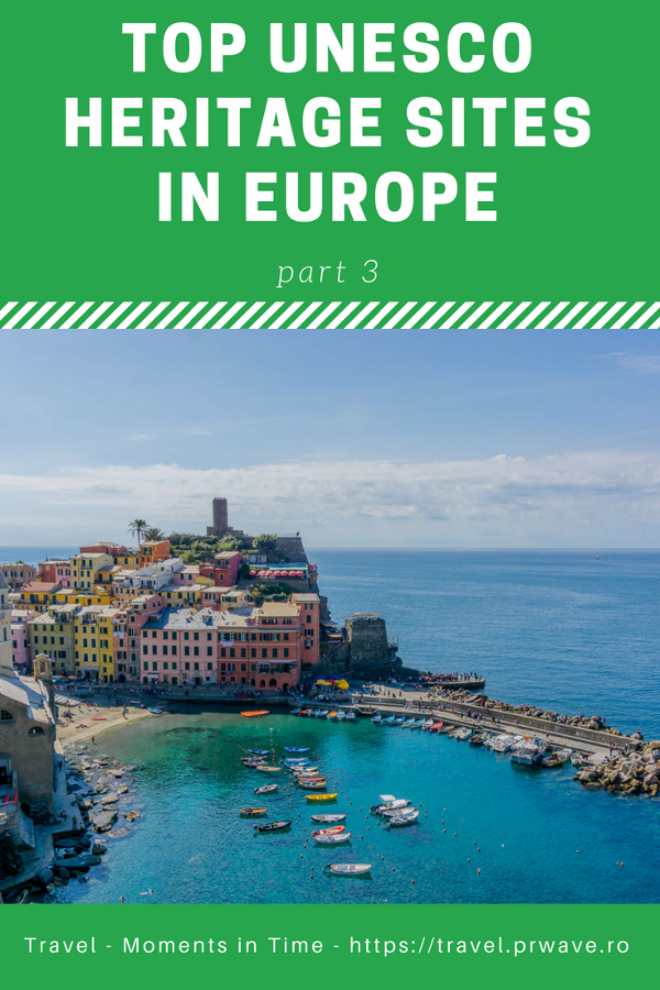 Discover the must-see UNESCO World Heritage Sites in Europe from this article. UNESCO monuments and UNESCO nature sites included as well. Save this pin to your boards. #UNESCO #unescosites #unescositeseurope #europeunesco