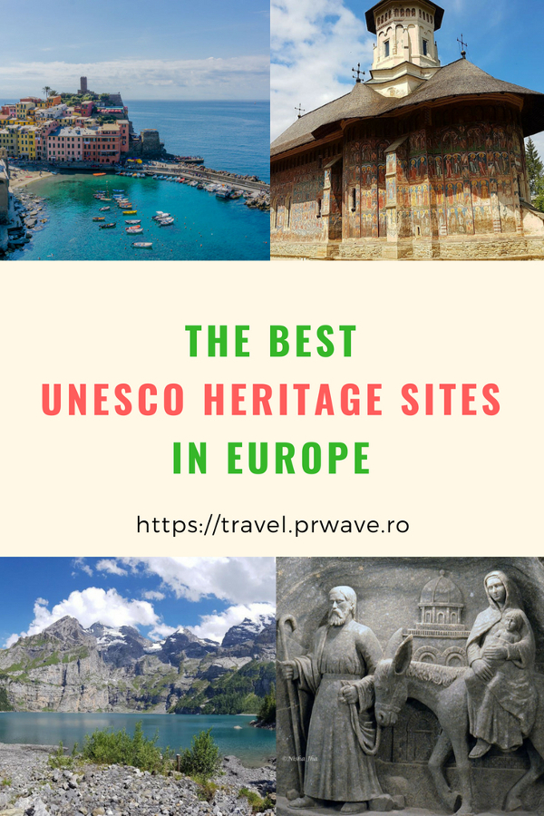 See the best UNESCO World Heritage Sites in Europe, including UNESCO monuments and UNESCO nature sites. Save this pin to your boards. #UNESCO #unescosites #unescositeseurope #europeunesco