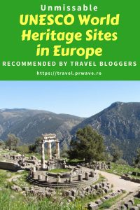 Planning a trip to Europe? Here are the unmissable UNESCO World Heritage Sites in Europe recommended by travel bloggers. #UNESCO #unescosites #unescositeseurope #europeunesco