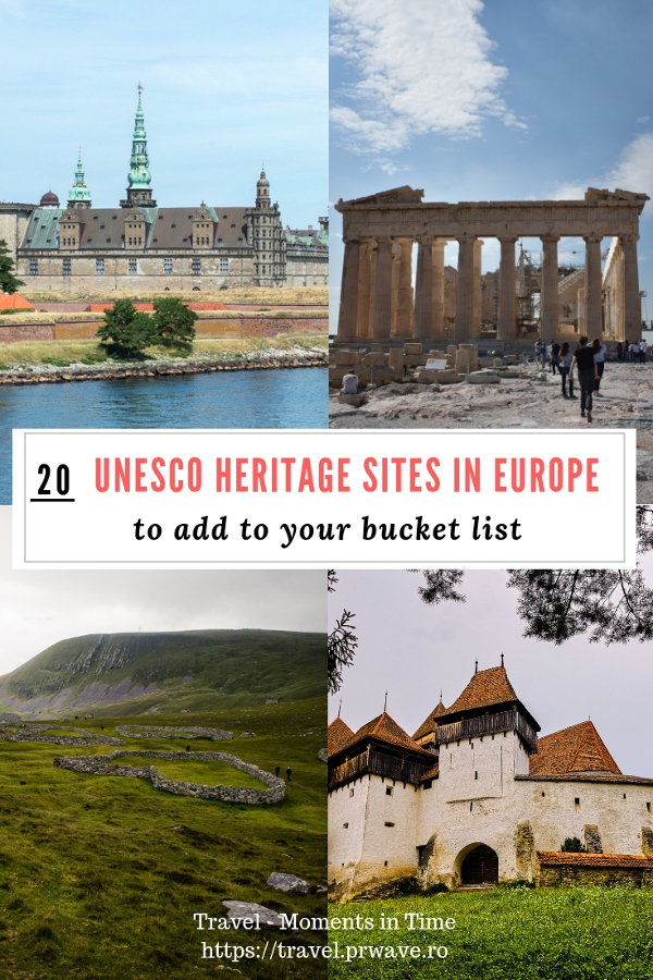 Going to Europe? Check out these 20 of the best UNESCO World Heritage Sites in Europe to add to your European bucket list - tips for visiting them included! Save this pin to your board #UNESCO #unescosites #unescositeseurope #europeunesco #europe