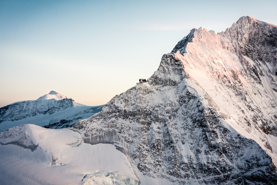 The Jungfrau region in Switzerland is one of the best UNESCO nature sites in Europe. Read the article to discover more natural sites in Europe, and a list of world heritage in Europe to add to your bucket list. #UNESCO #unescosites #unescositeseurope #europeunesco #switzerlandunesco #switzerland