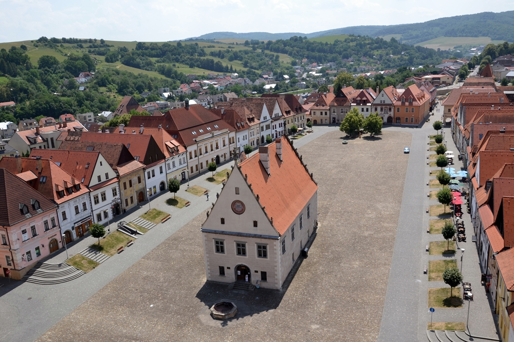 Bardejov, Slovakia is one of the best UNESCO heritage sites in Europe. Read the article to discover more natural sites in Europe, and a list of world heritage in Europe to add to your bucket list. #UNESCO #unescosites #unescositeseurope #europeunesco #slovakiaunesco #slovakia