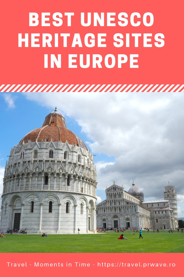 Planning a trip to Europe? Include some UNESCO heritage sites in Europe on your travel itinerary for Europe. Discover UNESCO nature sites in Europe, UNESCO monuments in Europe and more - almost all European countries are featured in the article. Save this pin to your board #UNESCO #unescosites #unescositeseurope #europeunesco #europe