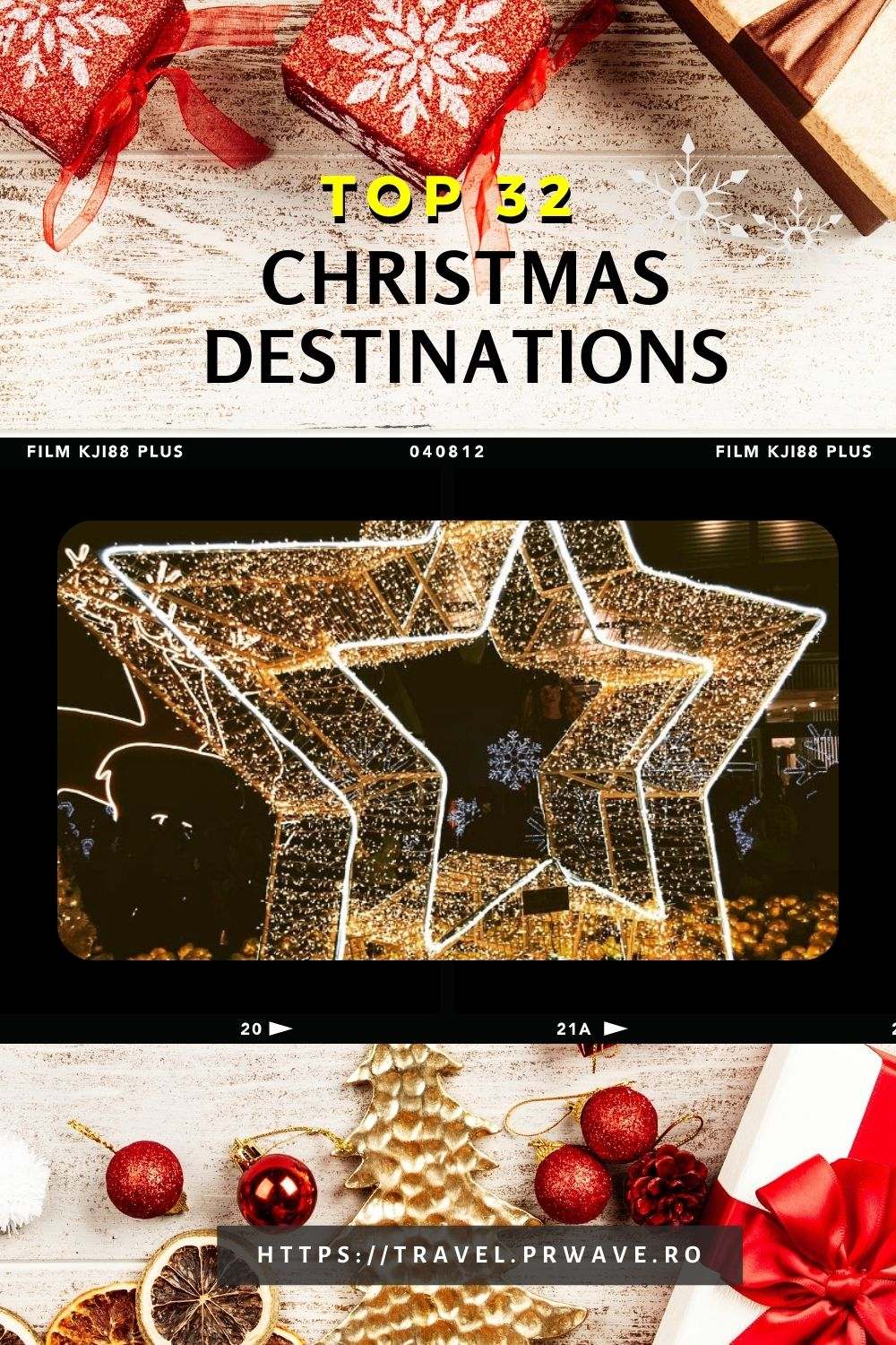 Amazing Christmas destinations! Discover great unique Christmas destinations from this article. 32 places to spend Christmas around the globe. These are perfect for an unforgettable Christmas holiday! #christmas #christmasholiday #holiday #christmastravel #travelmomentsintime #christmasdestinations
