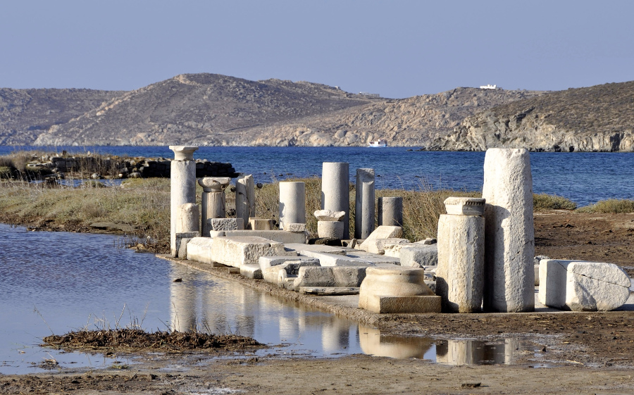 Delos, Greece is one of the best UNESCO heritage sites in Europe. Read the article to discover more natural sites in Europe, and a list of world heritage in Europe to add to your bucket list. #UNESCO #unescosites #unescositeseurope #europeunesco #greeceunesco #greece