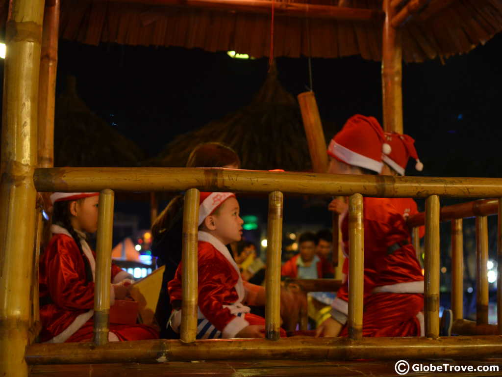 Christmas in Hoi An, Vietnam - This is one of the best alternative Christmas getaways. Read the article to discover more unique Christmas destinations. #christmas #christmasdestinations #christmasholidays #christmastrips #uniquechristmas #unusualchristmas #alternativechristmas