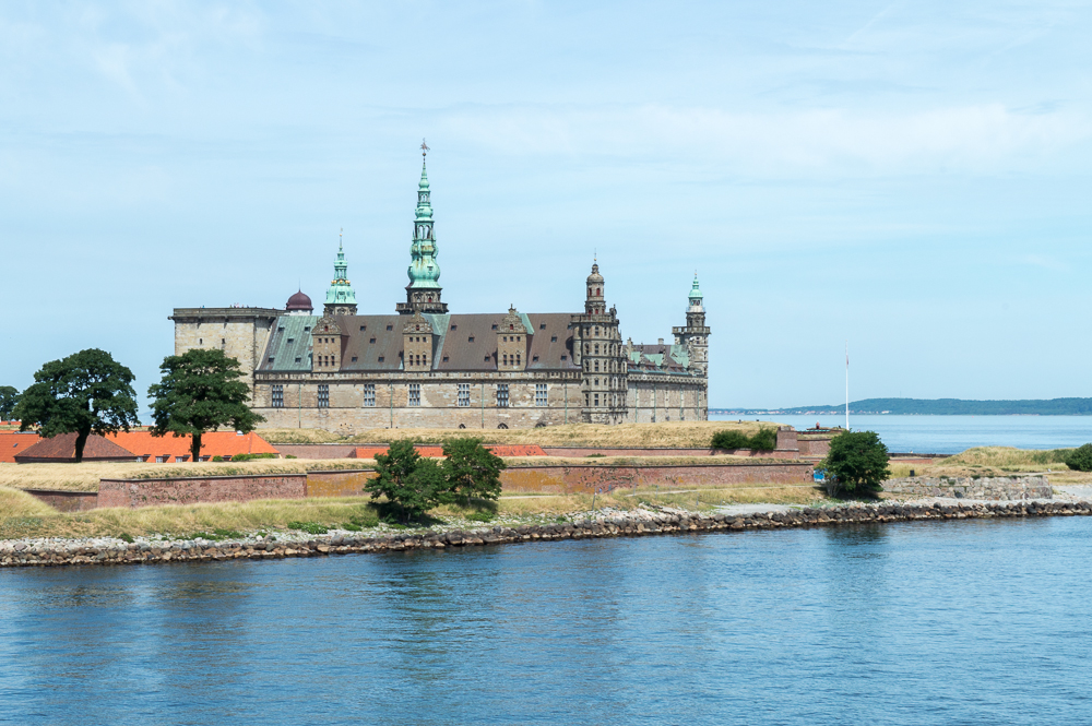 Kronborg Castle, Denmark is one of the best UNESCO monuments in Europe. Read the article to discover more natural sites in Europe, and a list of world heritage in Europe to add to your bucket list. #UNESCO #unescosites #unescositeseurope #europeunesco #denmarkunesco #denmark