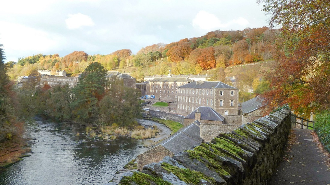 New Lanark, Scotland is one of the best UNESCO heritage sites in Europe. Read the article to discover more natural sites in Europe, and a list of world heritage in Europe to add to your bucket list. #UNESCO #unescosites #unescositeseurope #europeunesco #scotlandunesco #scotland