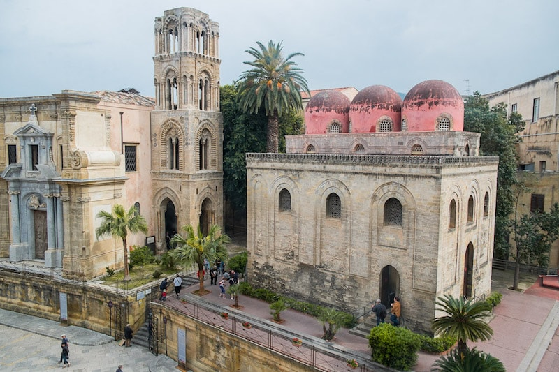 Palermo - San Cataldo; Palermo, Sicily has one of the best UNESCO heritage sites in Europe. Read the article to discover more natural sites in Europe, and a list of world heritage in Europe to add to your bucket list. #UNESCO #unescosites #unescositeseurope #europeunesco #italyunesco #italy