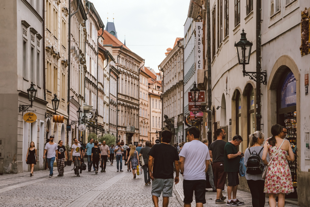 Historic center of Prague, Czech Republic is one of the best UNESCO heritage sites in Europe. Read the article to discover more natural sites in Europe, and a list of world heritage in Europe to add to your bucket list. #UNESCO #unescosites #unescositeseurope #europeunesco #czechrepublicunesco #czechrepublic