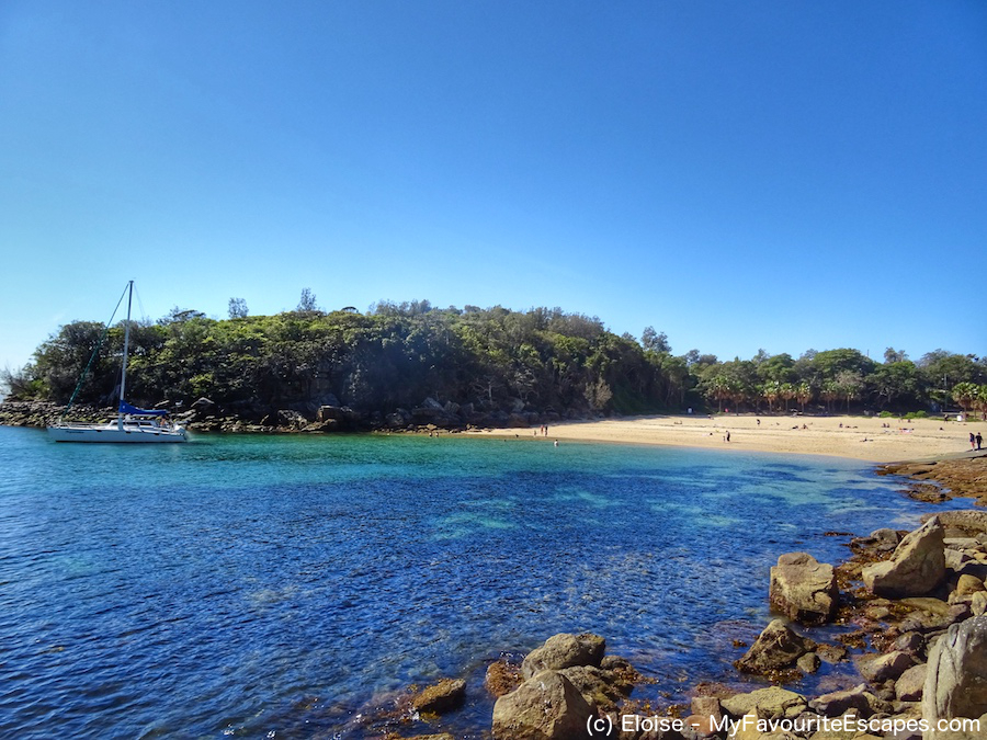 Shelly Beach Manly Sydney. Read this Sydney travel itinerary and find out the best things to do in Sydney if you have three days in Sydney and where to eat in Sydney. #sydney #australia #sydneyaustralia #sydneyguide #sydneyitinerary #sydneytraveling #australiatraveling #sydneytravelguide
