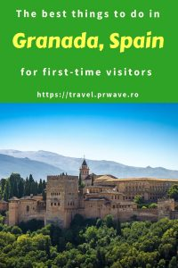 Planning to visit Granada? Use this Granada travel itinerary and see what you can do if you have three days in Granada, Spain. The itinerary includes the best places to visit in Granada for first timers. #granada #granadaitinerary #granadatravel #granadaspain #granadaguide #spaintravel