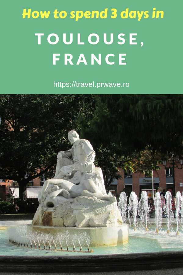 Planning a short trip Toulouse, France? Here's how to spend 3 days in Toulouse and see the best places to visit in Toulouse during this time. Learn how to explore Toulouse in 3 days, what to see and do. Save this pin to your boards #toulouse #toulouseguide #toulousefrance #toulouseitinerary