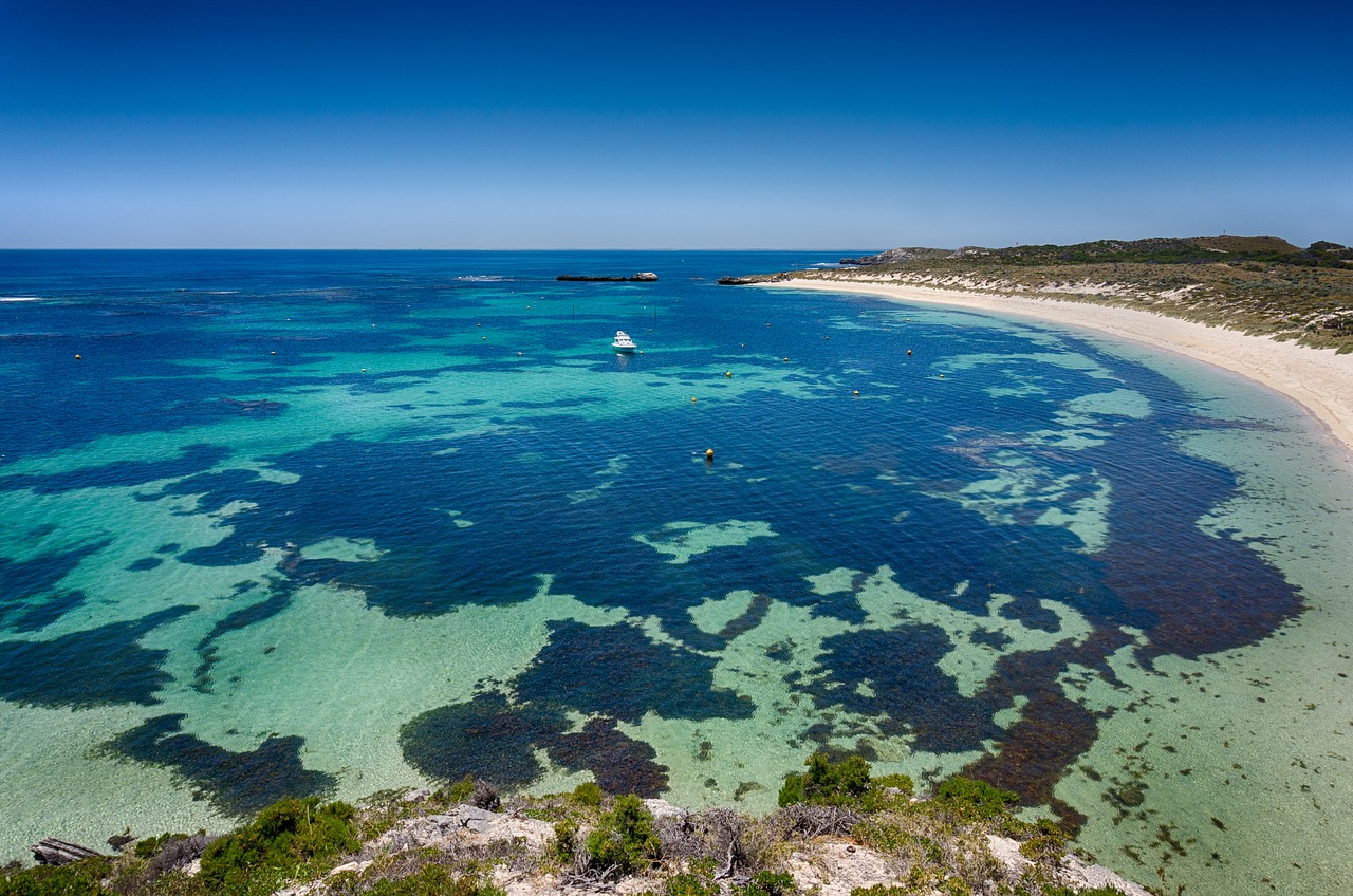Rottnest Island is one of the famous tourist attractions in Australia. Discover the best things to do in Western Australia (western Australia destinations) from this article. #australia #westernaustralia #travelaustralia #australiatravel #australiaattractions