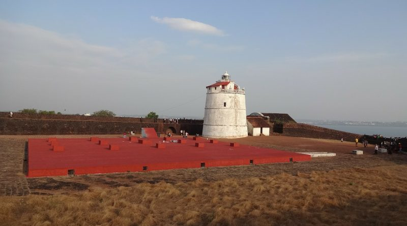 Learn more about Goa's history in Aguada. Discover 5 unique experiences in Goa you don't want to miss #goa #goaindia #goaoffthebeatenpath