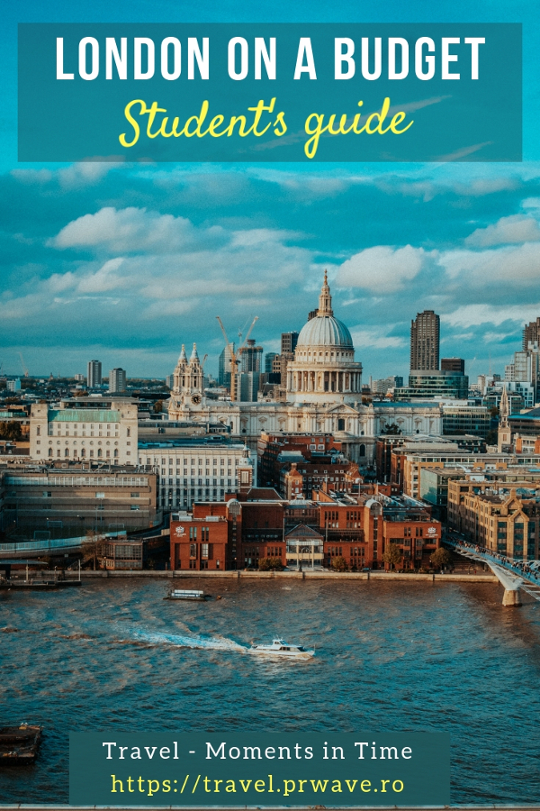 Are you a student in London? Use this student's guide to London on a budget and discover free or cheap things to do in London, UK and how to save money in London, as a student. #london #londontips #londonguide #studentsguide #uktravel #londontravel #travel #europe